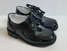 Boys Danuccelli Shoes Size 7 Toddler Black Dress Wedding Christmas