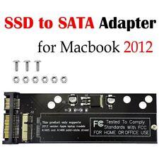 SSD Card Hard Disk to SATA 3 Adapter for Macbook Air 2012 Pro Retina 2012 ~ 2013