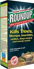 Roundup Tree Stump and Root Killer 250 ml Liquid Super Concentrate Weedkiller
