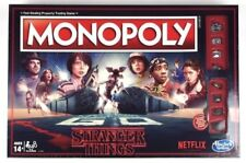 STRANGER THINGS Monopoly Board Game Limited Edition NEW IN-HAND READY TO SHIP