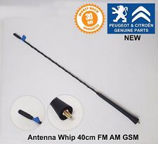 Peugeot 3008 5008 Antenna Aerial Mast Whip Cable FM AM GSM 6561G1 Genuine New