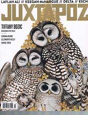 Juxtapoz #182 Bozic McHargue Delta Tellegen Laylah Ali Khare Escher 2016