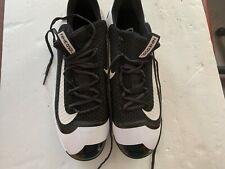 New Nike Air Huarache Size 12 Baseball Metal Cleats ~ ankle cut Tops