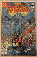 New Teen Titans #26 NM (December, 1981) DC 1st app. Terra