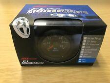 Allard Motor Sport 3.0 BAR Diesel Boost Gauge - Black Face