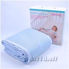 New Sweet Dreams Breathing Space Infant Baby Air Pad Cot Bumper Mesh Protection