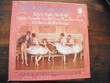 joyaux du ballet - coffret 3 disques philips n° 6999 086