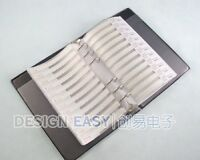 0805 SMD 3025pcs Resistor and 700pcs Capacitor Sample Book Full Version kit