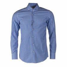 HUGO BOSS Men's Checked Casual Shirts & Tops