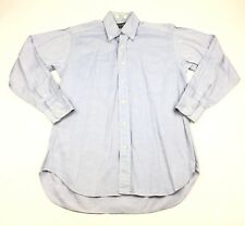 Gitman Brothers Vintage Oxford Button Down Long Sleeve Shirt Size 14.5/32