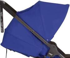 Mamas & Papas ARMADILLO CITY INDIGO BLUE PUSHCHAIR HOOD UPF 50+ £34 NEW