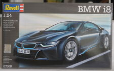 Revell BMW I8 1:24 Plastic Model Kit NEW 7008