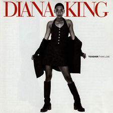 CD album Diana King Tougher Than Love (Love Triangle, Black Rose) 90`s