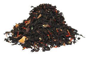 Apple and Cinnamon Black Tea - Luxury Loose Leaf Breakfast Tea- 40g-60g