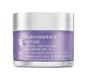 Nutrimetucs Restore Intense Anti-Ageing Day Crème SPF 15 60ml