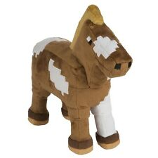 """Official JINX Minecraft - Horse - 13"""" Plush Toy"""