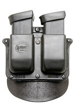 FOBUS PADDLE DOUBLE MAG POUCH - GLOCK 36 -  S&W M&P .45 CAL