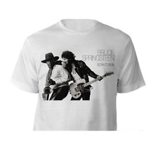 Bruce Springsteen T Shirt 2016 Born to Run American Apparel USA Made Size Mens M
