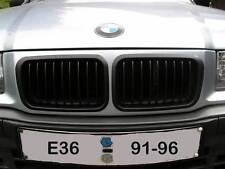 BMW E36 3er 1991-1996 NIEREN GRILL SHADOW LINE SCHWARZ M3 LOOK
