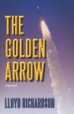 The Golden Arrow: A Spy Novel-ExLibrary