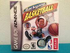 Backyard Basketball (Nintendo Game Boy Advance, 2004) NEW SEALED