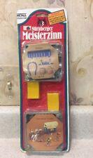 1110 musketeer pewter mould old used Nuremberger Meisterzinn Nr