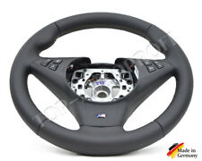 BMW 5er E60 E61 E63 E64 M M5 Sport Lenkrad Neu beziehen