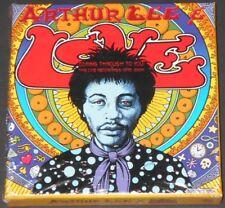 ARTHUR LEE & LOVE coming through to you live 1970-2004 USA 4-CD BOX SET new
