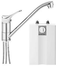 Stiebel Eltron Boiler Warmwasserspeicher Untertisch 5 Liter mit Armatur Set
