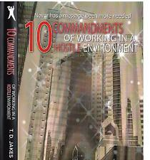 Ten 10 Commandments of Working In A Hostile Environment -2 CDs T.D. Jakes - Sale
