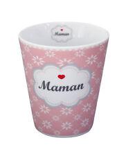 "Krasilnikoff Happy Mug Becher ""Maman"""