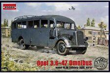 RODEN 720 1/72 Opel 3.6-47 Omnibus