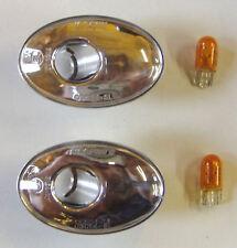 Vauxhall Corsa B SRi,GSi Crystal Clear Side Repeaters