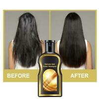 Reverse Hair Color Shampoo Non-toxic Safe Natural Hair Nourishing Natural Therap