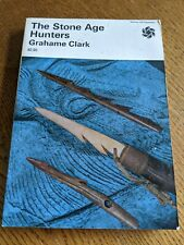 The Stone Age Hunters By Grahame Clark Softcover Book