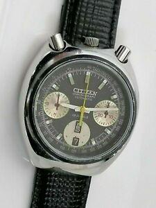 Vintage Citizen Bullhead 8110 - Chronograph Automatic wristwatch- men's - 1970's