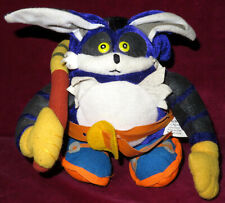 "2006 9"" TOY NETWORK PLUSH BIG THE CAT SONIC THE HEDGEHOG SEGA DOLL SOFT FIGURE"
