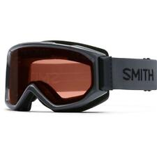 Smith Optics Scope Goggles (RC36-Mirror / Charcoal / One Size)