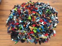 LEGO 1 Kg Bionicle Lego Spare Parts Pieces Weapon Bulk Job Lot Bundle MIXED LEGO