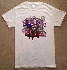 New Friends To The Forlorn Rescue Patriotic Pitbull Pride T-Shirt Small