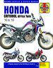 2016-2019 Honda CRF1000 CRF 1000 Africa Twin HAYNES REPAIR MANUAL 6434
