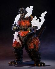 S.H.MonsterArts Godzilla 1995 Ultimate Burning Ver. Action Figure Bandai USED