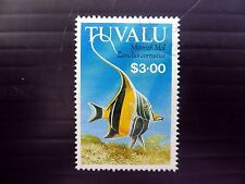 TUVALU 1992 $3 Fish SG646 Fine/Used SEE BELOW FP9949