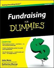 Fundraising For Dummies, Mutz, John, Murray, Katherine, 0470568402, Book, Accept