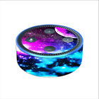 Skin Decal for Amazon Echo Dot 2 2nd generation / Galaxy Fluorescent