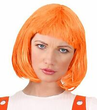 Fun Colorful Bob Wigs Leeloo Wig Leeloo Costume Wig