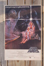 Star Wars Lobby Card Movie Poster #1