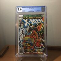 X-Men #108 (1977) CGC 9.6 OW White Pages John Byrne Issues Begins