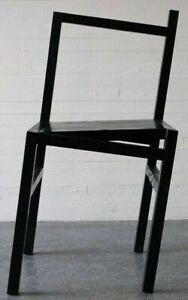 9.5° Chair Optical illusion chair design Rasmus B. Fex