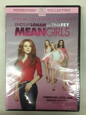 MEAN GIRLS, WIDESCREEN,(NEW DVD, FREE SHIPPING)